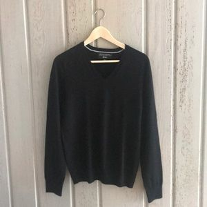 Italian Merino yarn sweater from Banana Republic